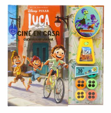 portada Luca. Cine en Casa