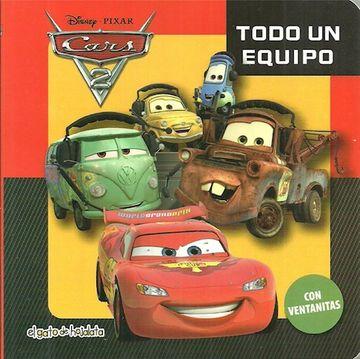 portada Todo un Equipo / a Good Team (Ventanitas / Little Windows) (Spanish Edition)