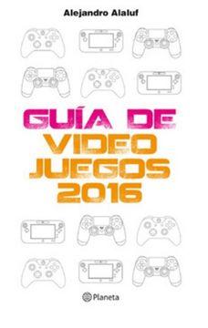 portada Guia de Video Juegos 2016
