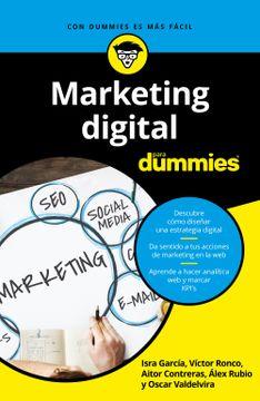 portada Marketing Digital Para Dummies