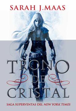 portada Trono de Cristal