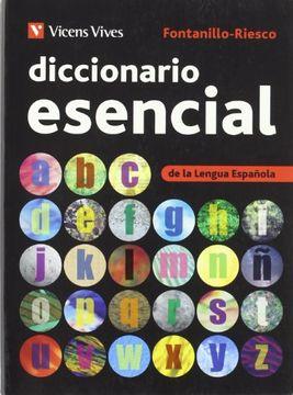 portada Diccionario Esencial - 9788431663902