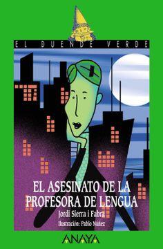 portada El Asesinato de la Profesora de Lengua