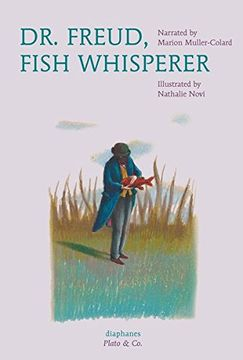 portada Dr. Freud, Fish Whisperer (Plato & Co.)