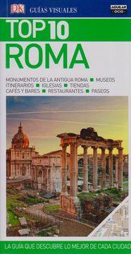 portada Guías top 10. Roma