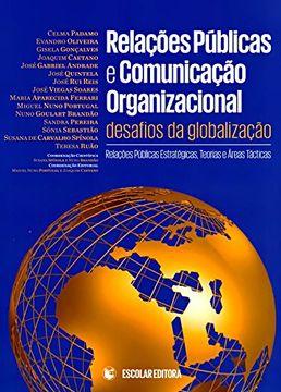 portada Relações Públicas e Comunicação Organizacional. Desafios da Globalização (Em Portuguese do Brasil)