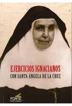 portada Ejercicios Ignacianos con Santa Angela de la Cruz
