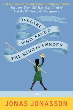 portada The Girl who Saved the King of Sweden (libro en Inglés)