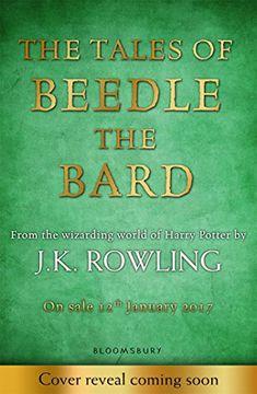portada The Tales of Beedle the Bard (libro en Inglés)