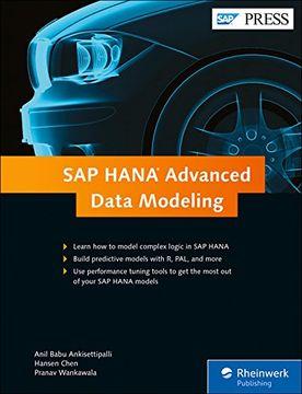 portada SAP HANA Advanced Data Modeling (SAP PRESS)
