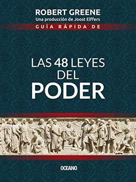 portada Guía Rápida de las 48 Leyes del Poder