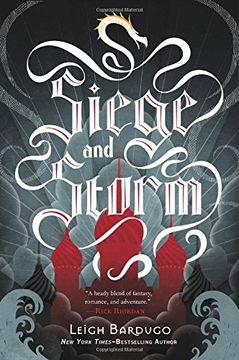 portada Siege and Storm (libro en Inglés)