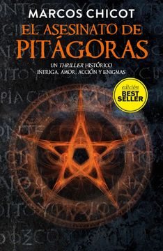 portada El Asesinato de Pitágoras