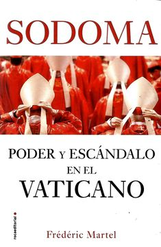portada Sodoma. Poder y Escandalo en el Vaticano