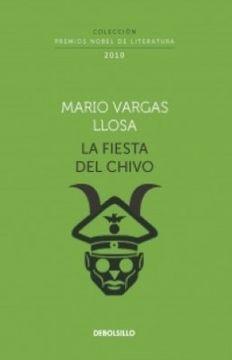 portada La Fiesta del Chivo (Colección Premios Nobel de Literatura)