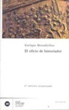 portada Oficio De Historiador 4 / E