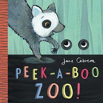portada Peek-a-Boo Zoo!
