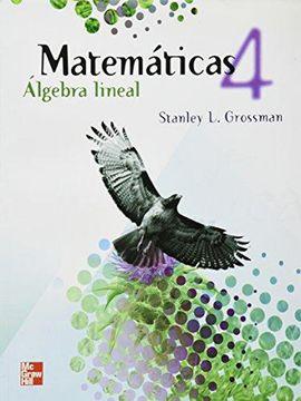 portada Matematicas iv Algebra Lineal