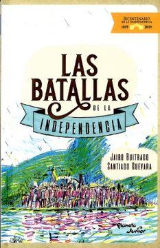 portada Las Batallas de la Independencia