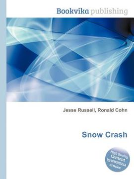 portada Snow Crash (libro en Inglés)