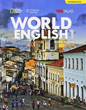 portada World English 1 Workbook: Real People, Real Places, Real Language (libro en Inglés)