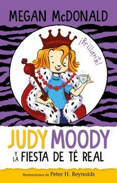 portada Judy Moody Y La Fiesta Del Té Real