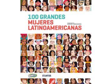 portada 100 GRANDES MUJERES LATINOAMERICANAS