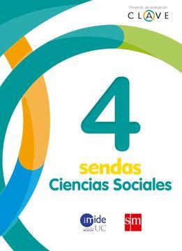 portada Ciencias Sociales 4º (Clave Sendas) (Sm) (Edicion Vigente)
