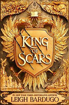 portada King of Scars (King of Scars Duology, 1) (libro en Inglés)