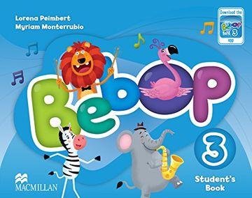 portada Bebop Level 3 Student's Book Pack (libro en Inglés)
