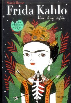 portada Frida Kahlo: Una Biografía