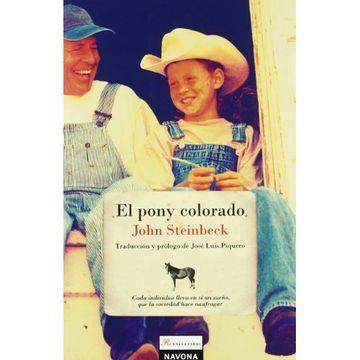 portada El Pony Colorado