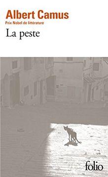 portada La Peste (libro en Francés)
