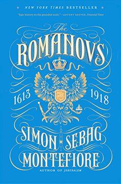 portada The Romanovs: 1613-1918 (libro en Inglés)