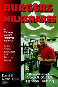 portada burgers & milkshakes: a pathway toward improved fitness