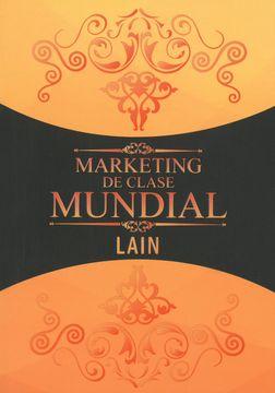 portada Marketing de Clase Mundial
