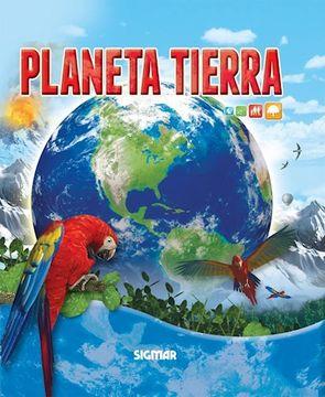 portada Planeta Tierra