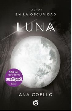 portada Luna (en la Oscuridad #1)