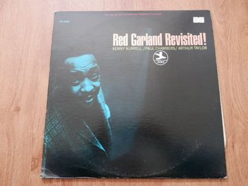 portada Red Garland Revisited!