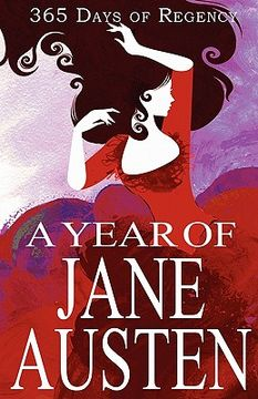 portada a year of jane austen