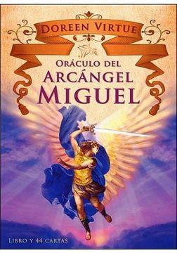 portada Oraculo del Arcangel Miguel