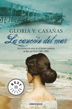 portada Cancion del mar una Historia de Amor en el Dorado Comienzo de mar del Plata