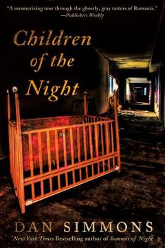 portada children of the night