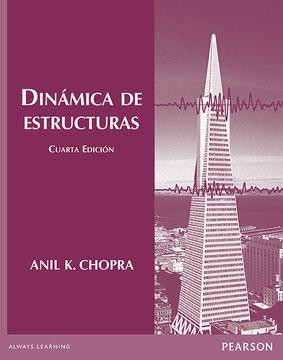 portada Dinamica de Estructuras 4ª Edicion