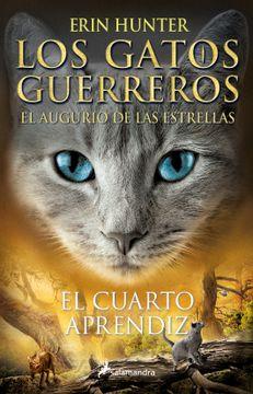 portada El Cuarto Aprendiz / los Gatos Guerreros. El Augurio de las Estrellas 1