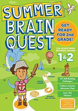 portada Summer Brain Quest: Between Grades 1 & 2