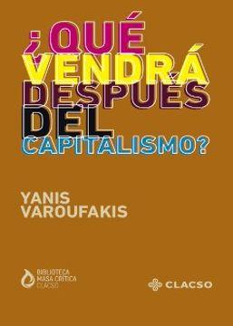 portada Que Vendra Despues del Capitalismo