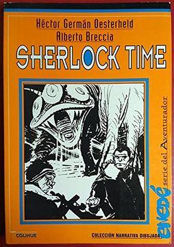 portada Sherlock Time
