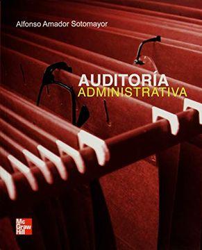 portada Auditoría Administrativa