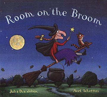 portada Room on the Broom (libro en Inglés)